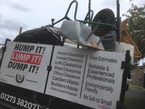 Truck full of household waste - image 4